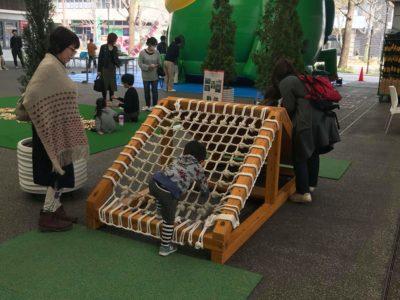 シティプラザ六角堂広場に登場!
